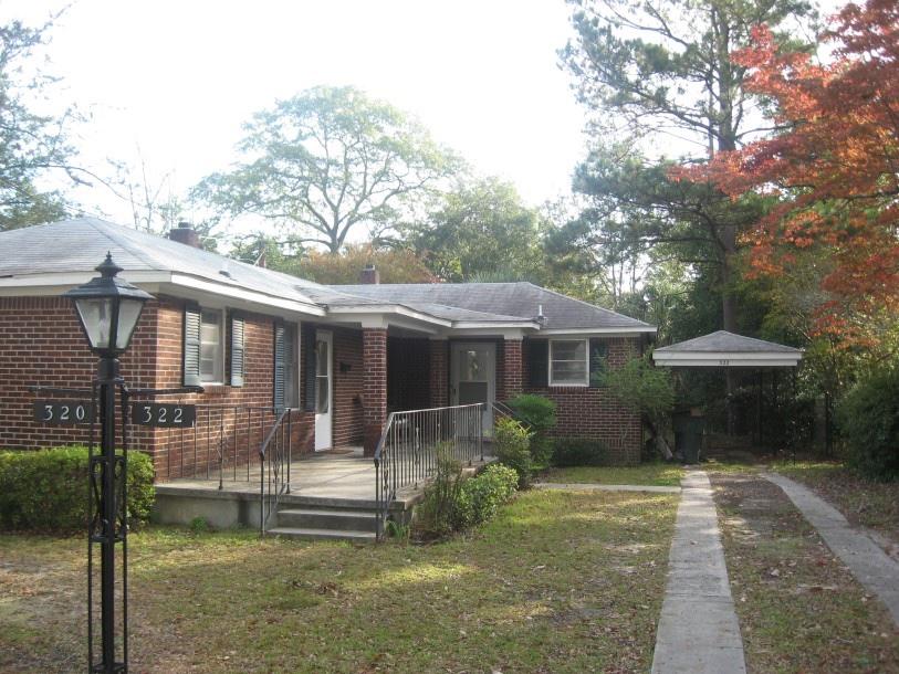 322 Prospect Street,Columbia,South Carolina 29205,2 Bedrooms Bedrooms,1 BathroomBathrooms,Home,Prospect Street,1019