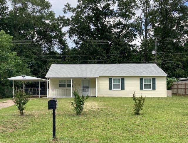 1058 Croft Avenue NE, Aiken, South Carolina 29801, 3 Bedrooms Bedrooms, ,1.5 BathroomsBathrooms,Home,For Rent,Croft Avenue NE,1392