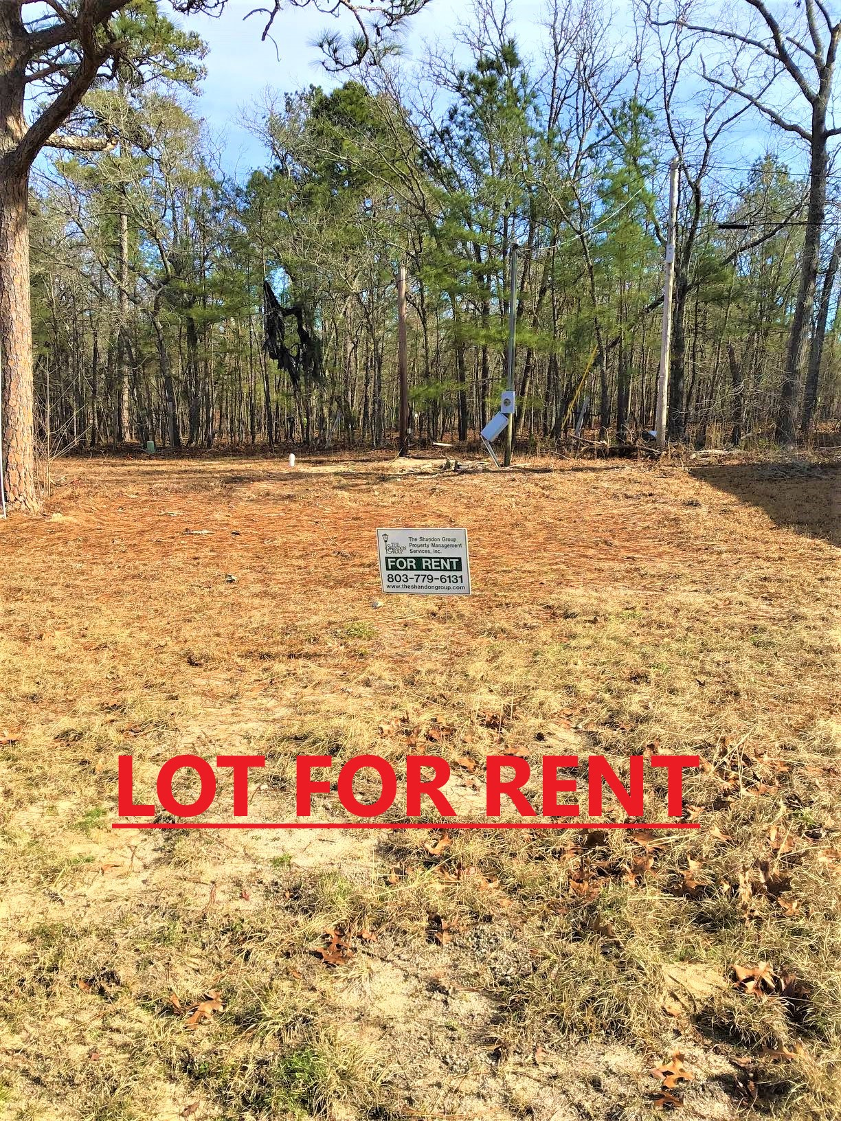 Emory Road 236-18, ,Mobile Home Lot,For Rent,236-18,1451