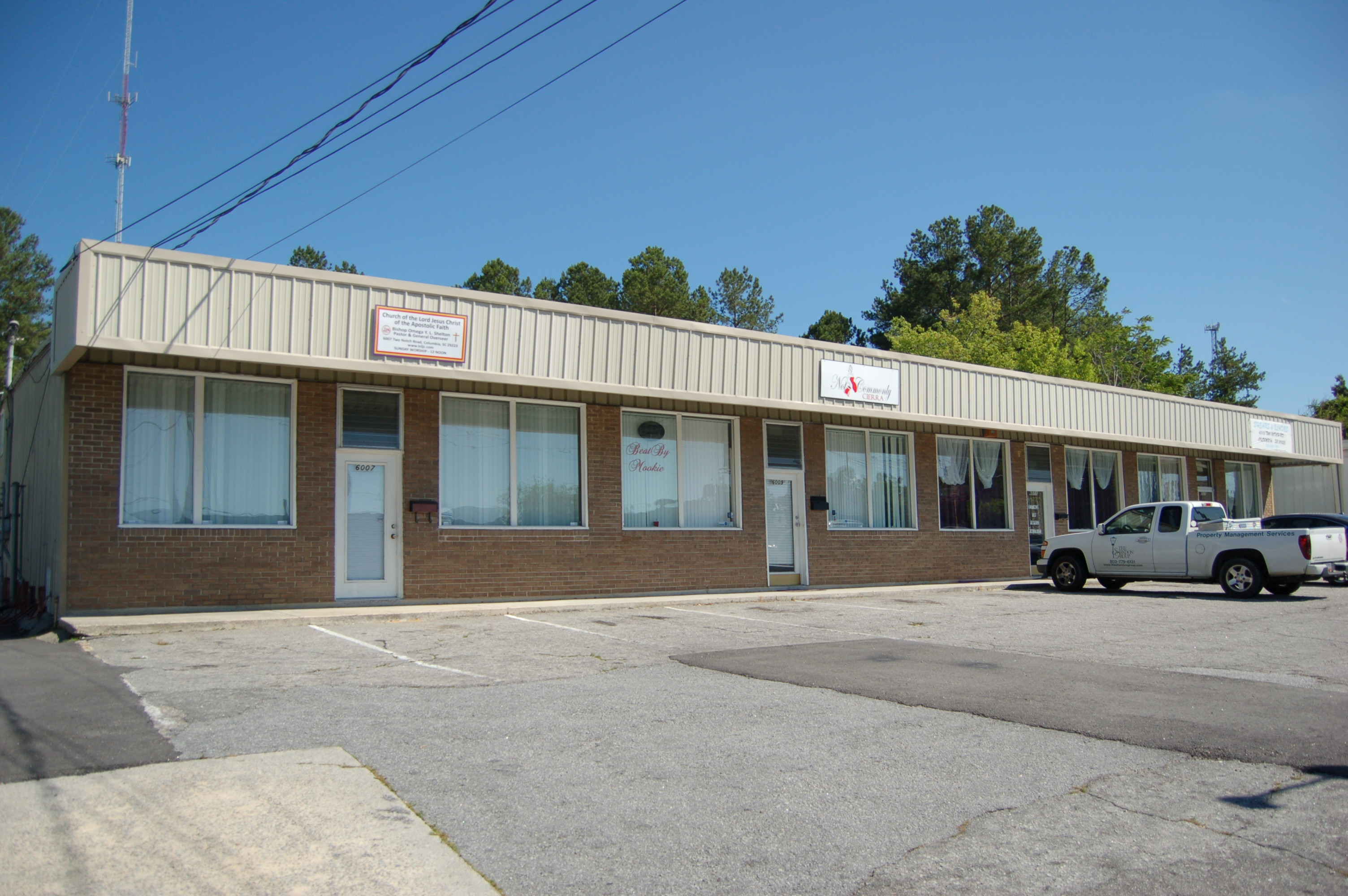 6009 Two Notch Road,Columbia,South Carolina 29223,Commercial,Two Notch Road,1075